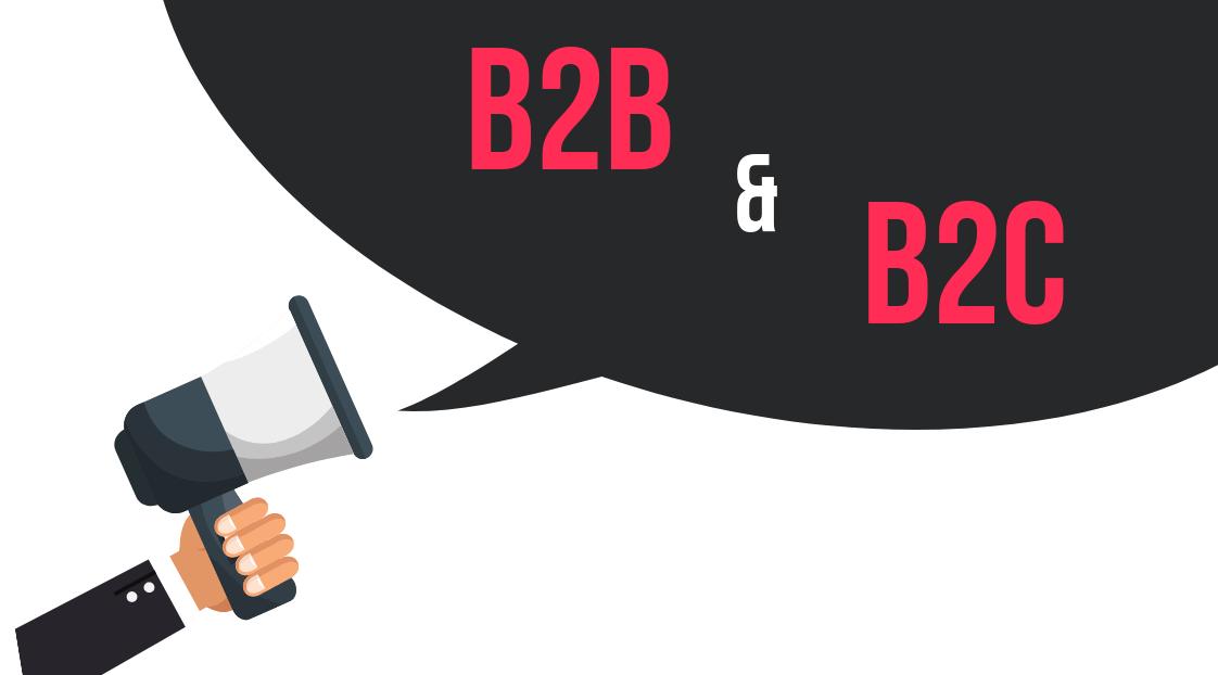 Illustration B2B&B2C