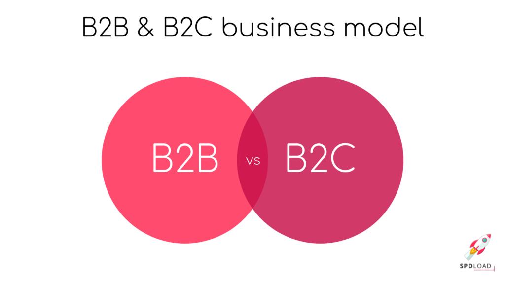 B2B & B2C business model