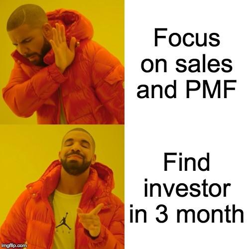 Investor approach