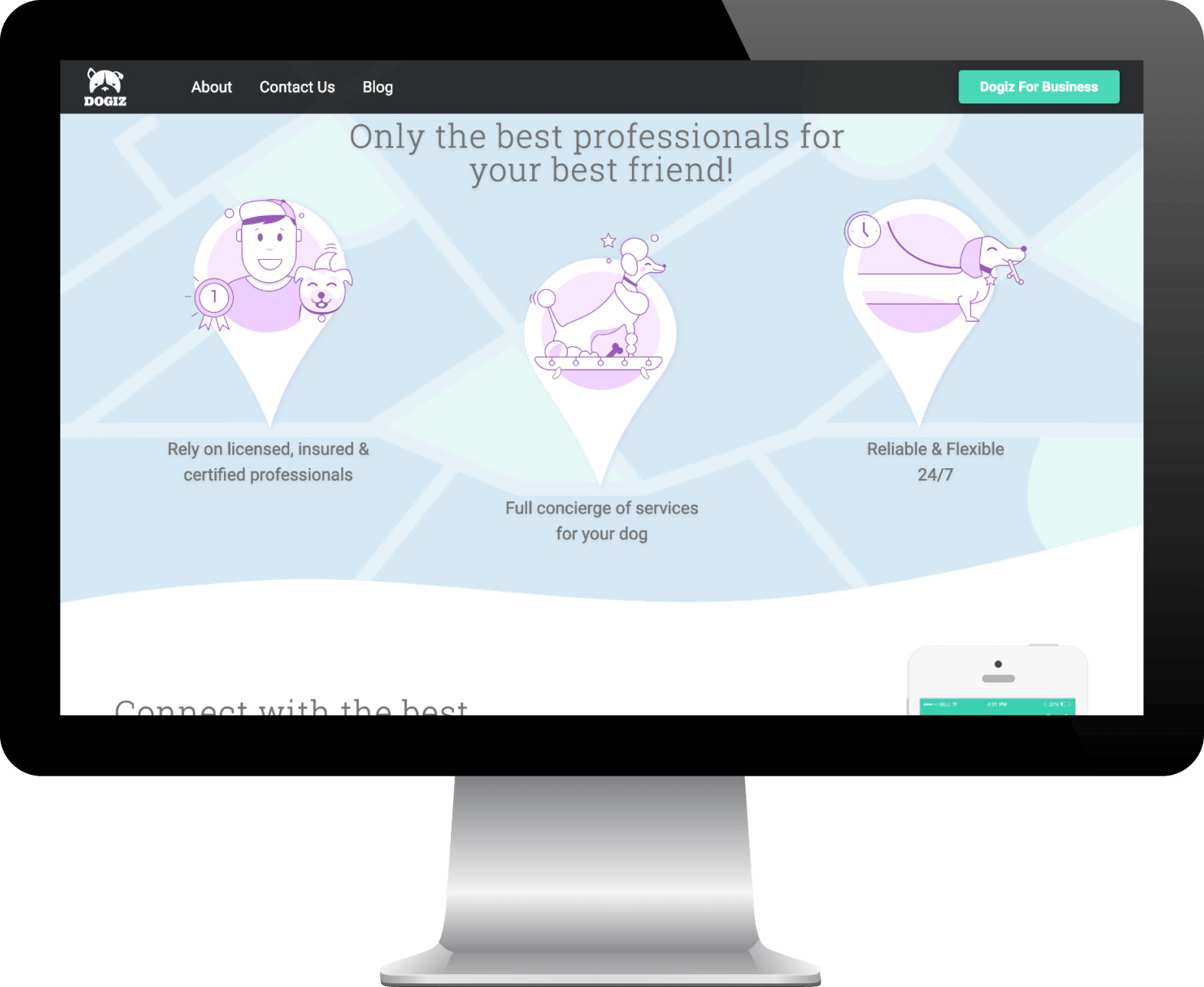 CRM for Pet Care Startup