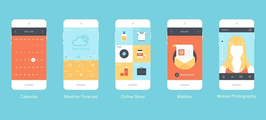 Mobile App UI/UX design | SpdLoad
