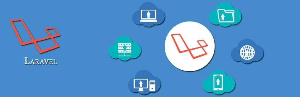 Laravel  framework in PHP