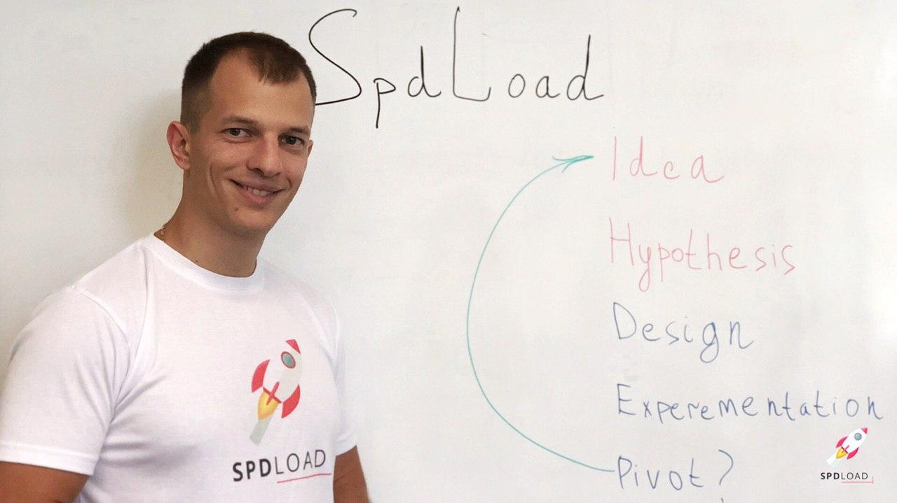 CTO of SPDLoad