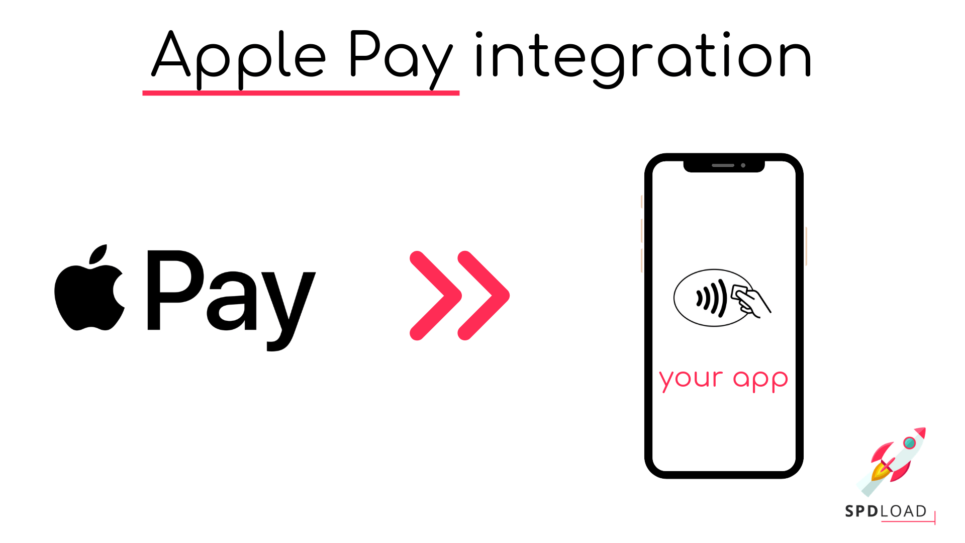 integration apple pay into your app