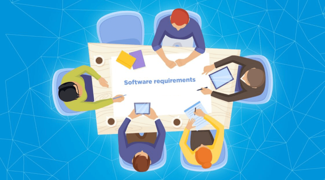 Discussing the software requirements