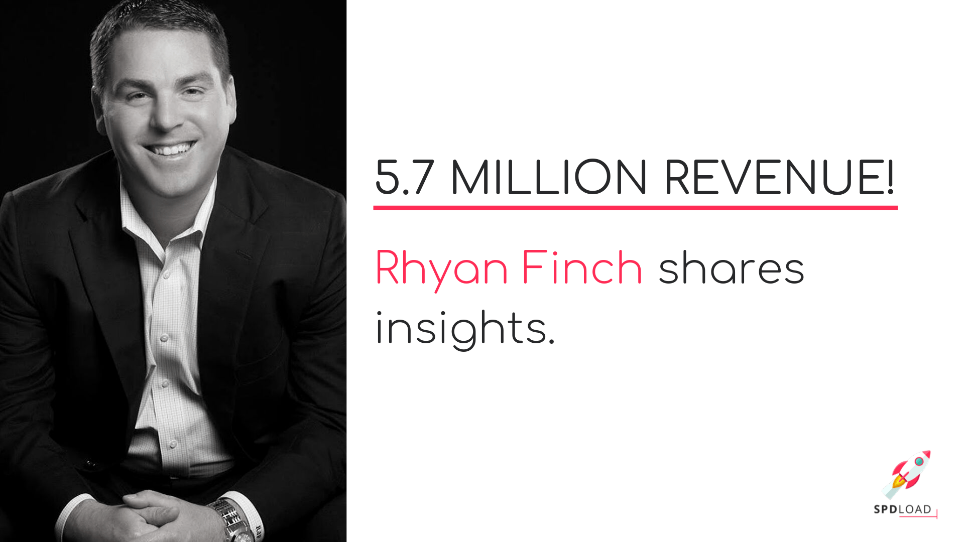 Rhyan Finch shares insights