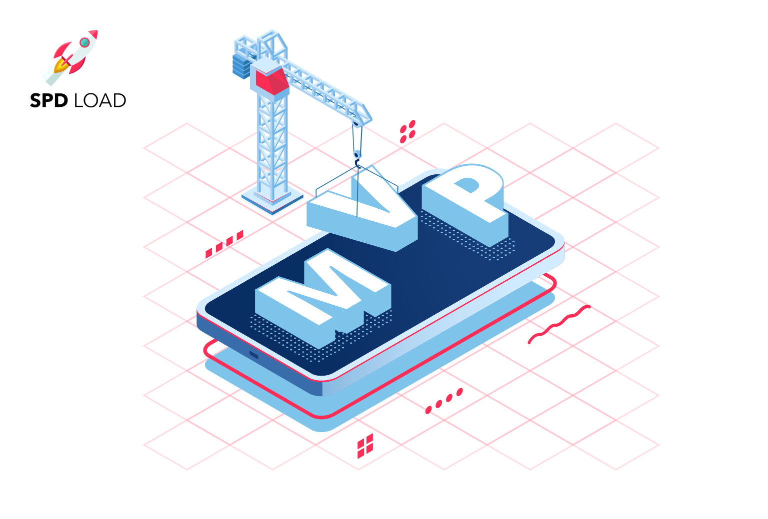 SpdLoad team prepared an in-depth guide on how tos and the cost of an MVP application design