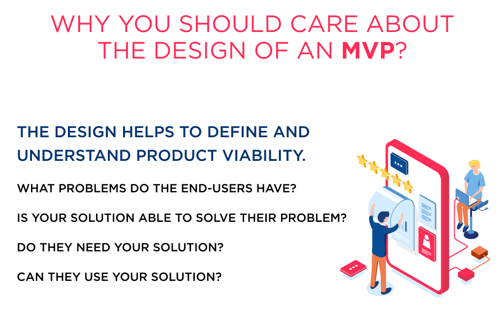 What is the role of mvp software design?