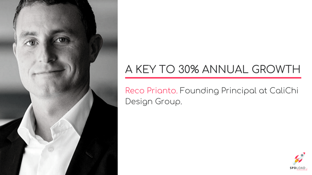 Reco Prianto: A Key to 30% Annual Growth