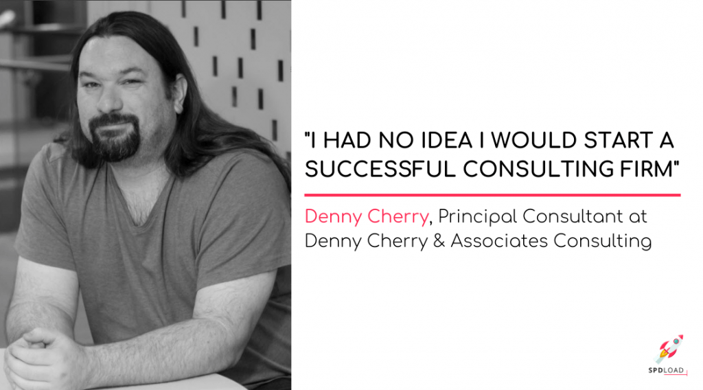 Denny Cherry: IT Trends in 2020 and his success in consulting