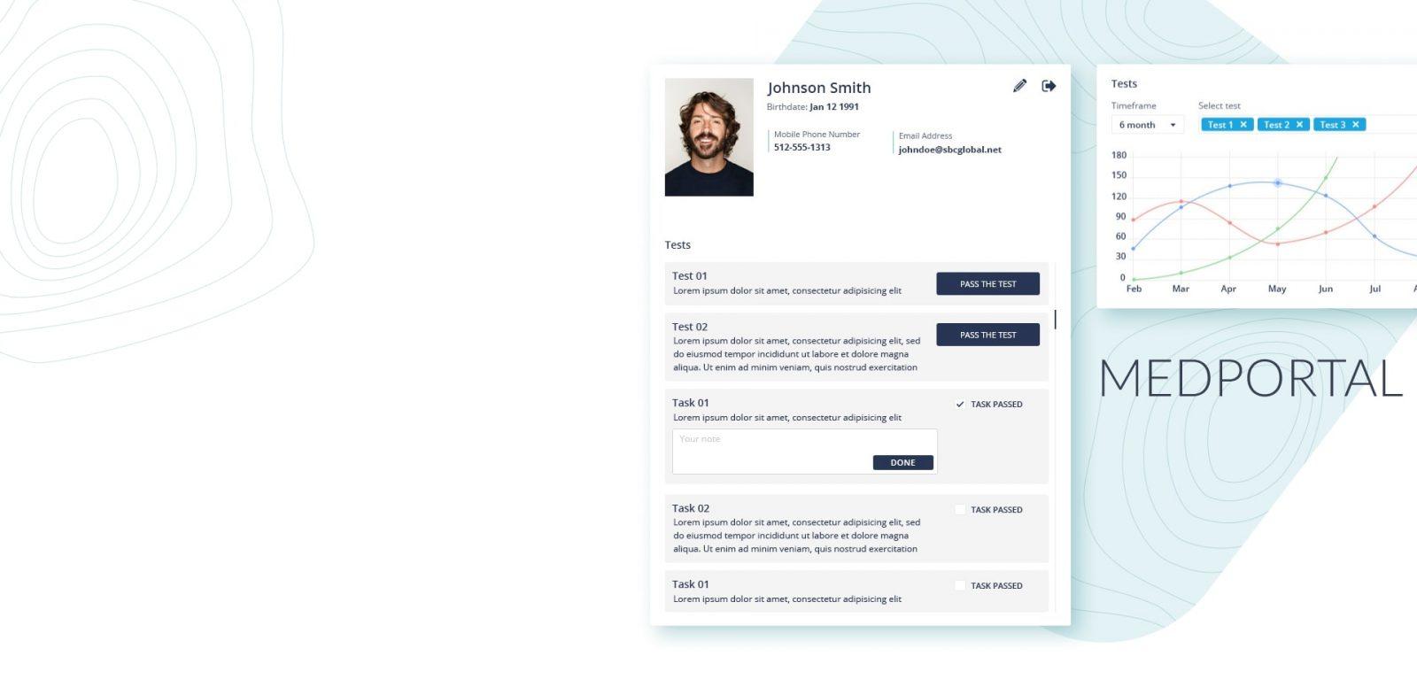 Mental health monitoring platform