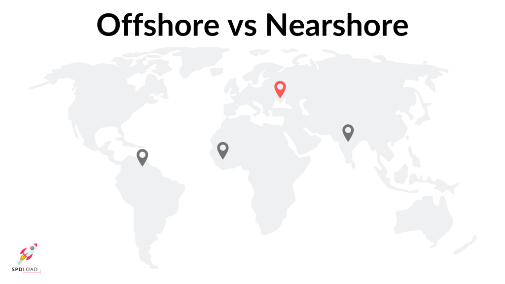 Offshoring vs Nearshoring: How to Choose What's Best for Your Business?