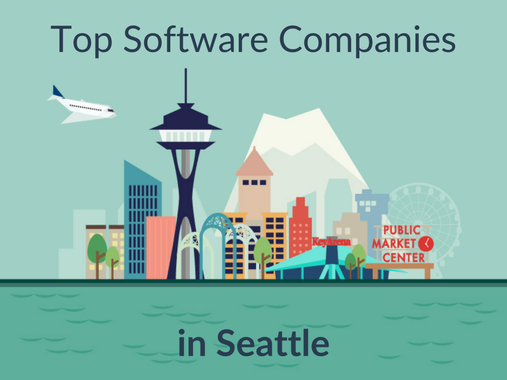 Top Software Companies in Seattle
