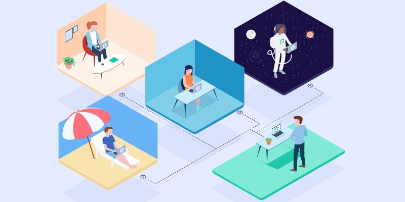 Knock out COVID-19: 9 Tips To Manage Your Remote Startup Team Efficiently