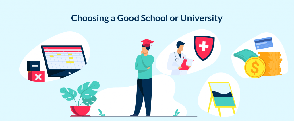 A common way to start own product is to start product to choose better school or university. It is one of good  education business ideas.