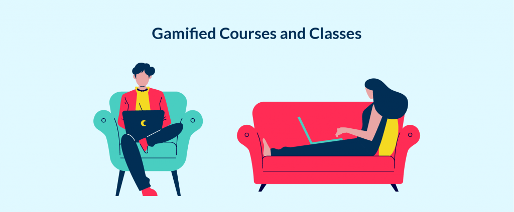 Gamification as a service is a good option to start own business in area of Education.