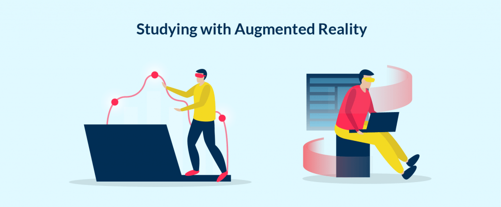 Developing AR learning apps and platform is a good idea for a startup