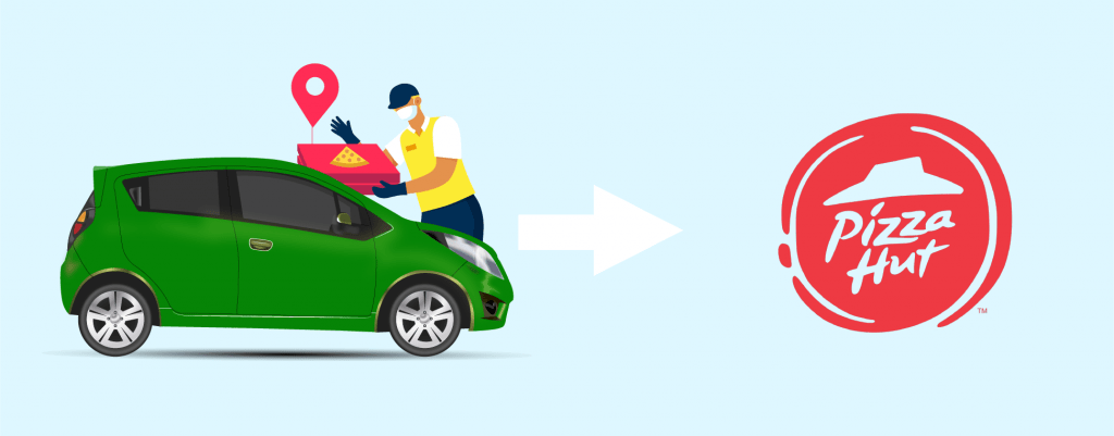 Ordering food from car isn't new trend. However, this trend has a second life in 2020.