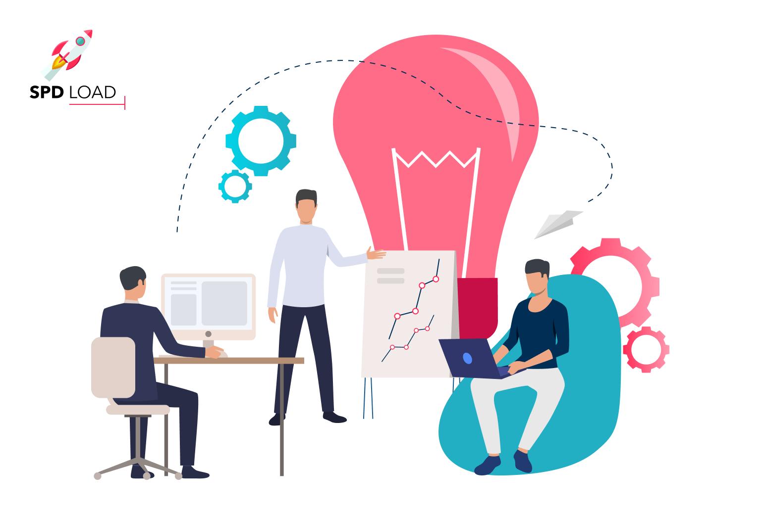 SpdLoad prepared in-depth guide for beginners in startup marketing