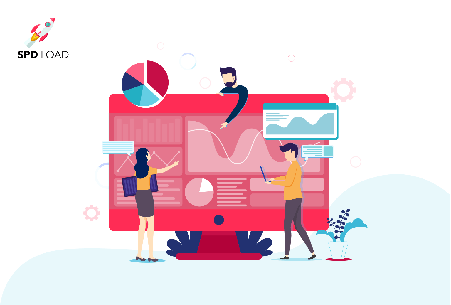 The team of SpdLoad prepared an ultimate guide on how much does it cost to build a website for a small business.
