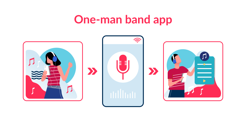 One-man band app makes sense as one of ideas for music app to think about