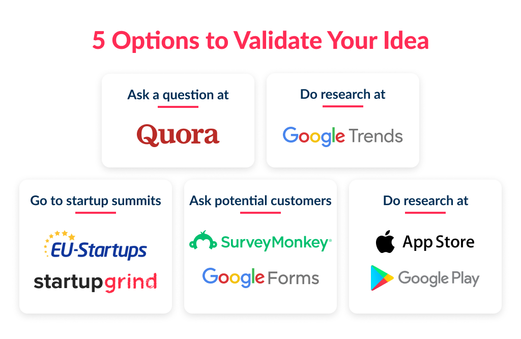To answer how to make a successful app you need consider idea validation process
