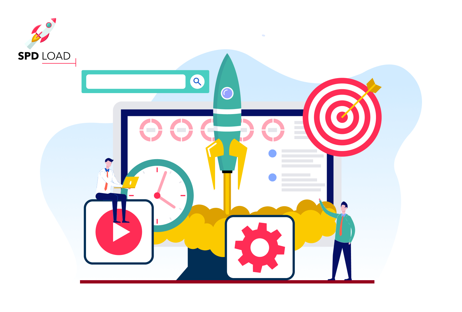 SpdLoad prepared an in-depth guide on how to make a successful app