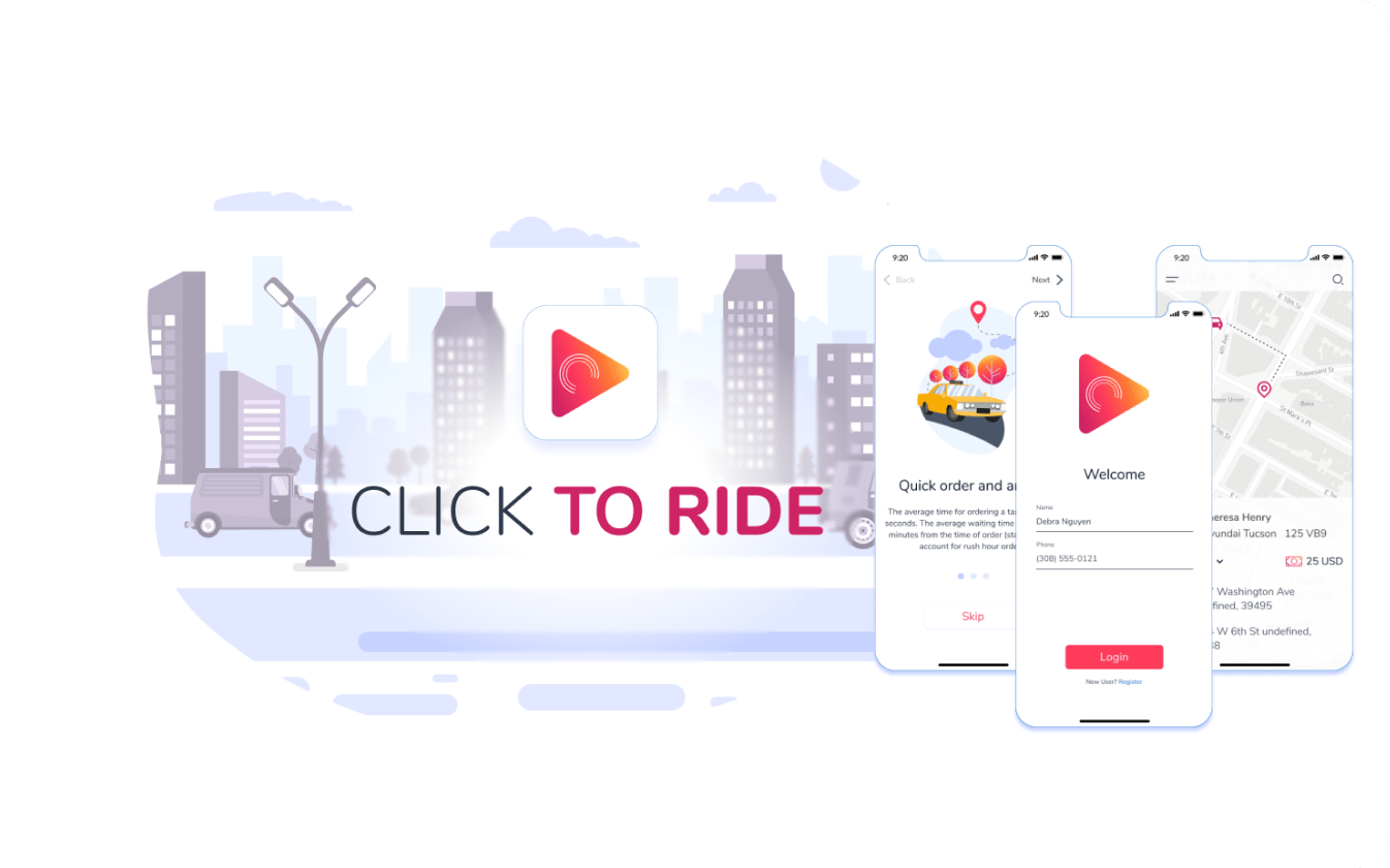 click to ride