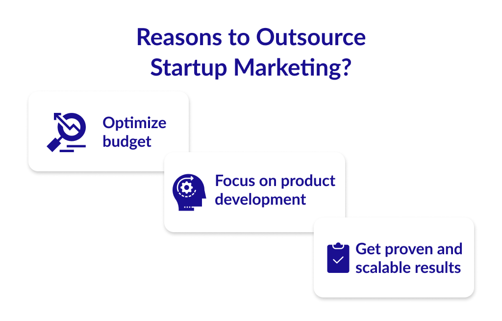 There are at least 3 key reasons to outsource internet marketing
