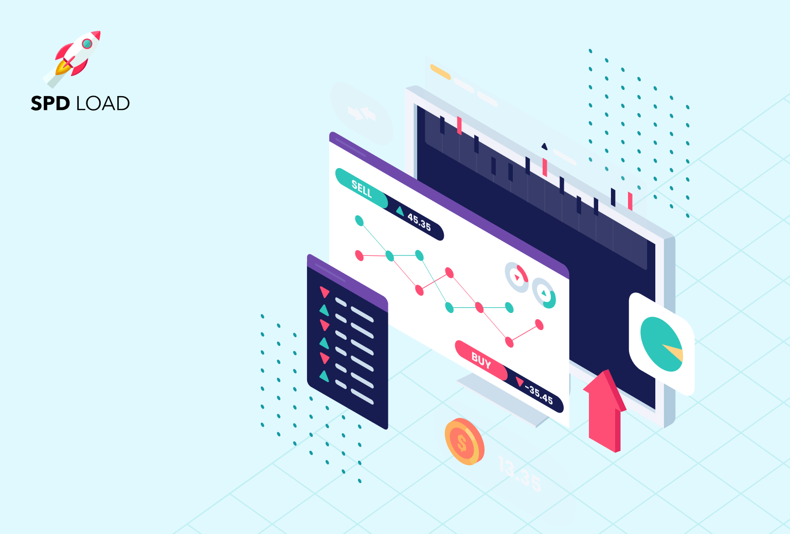 SpdLoad presents an in-depth guide about how to build a trading platform