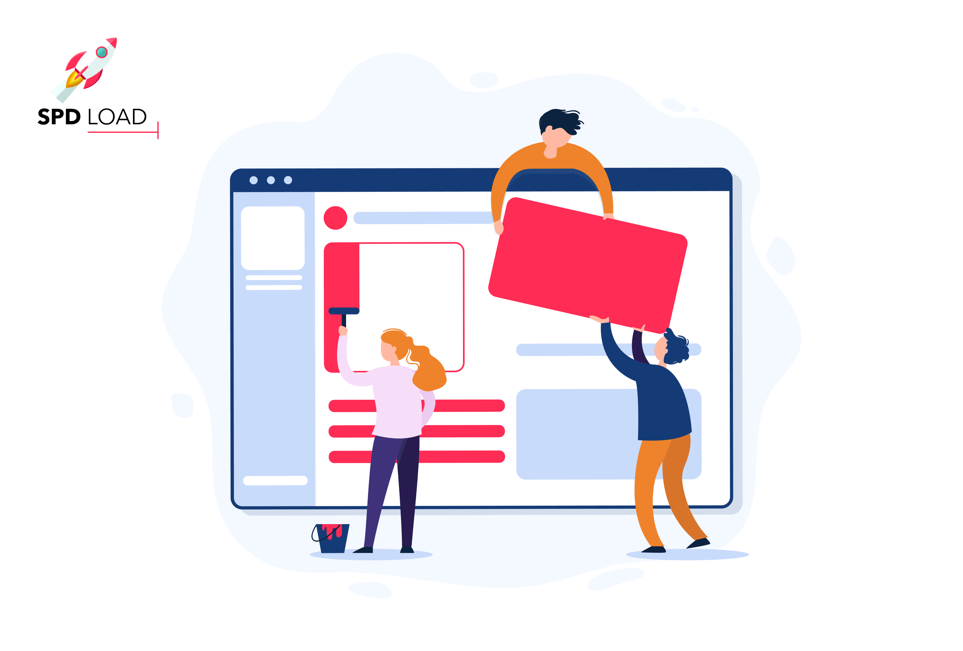 SpdLoad prepared an in-depth guide about how to design a saas product
