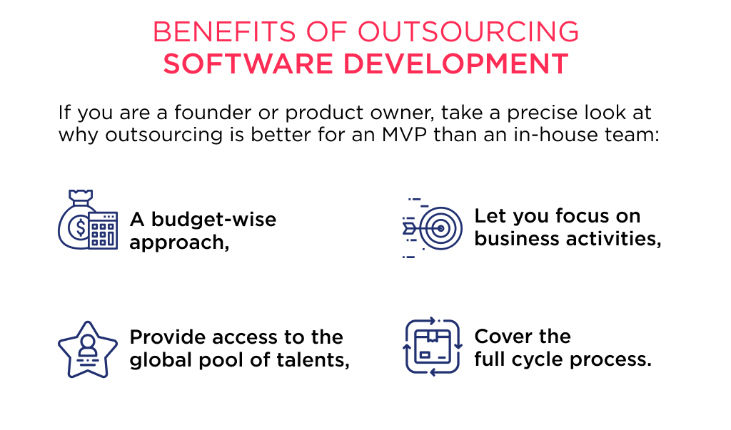 The benefits of outsourcing significantly impacts how much does it cost to outsource software development