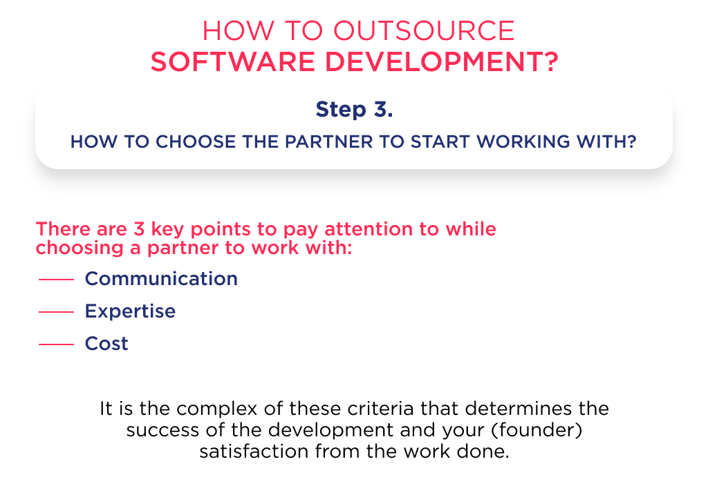 You need to understand how to choose development services vendor before researching outsource software development