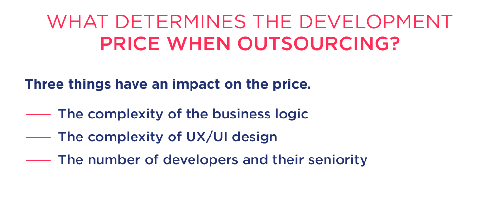 There are many factors to consider when choosing a partner to which outsource software development