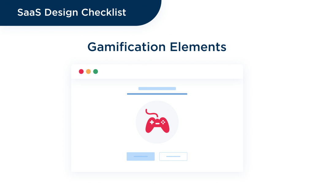 Gamification elements and techniques