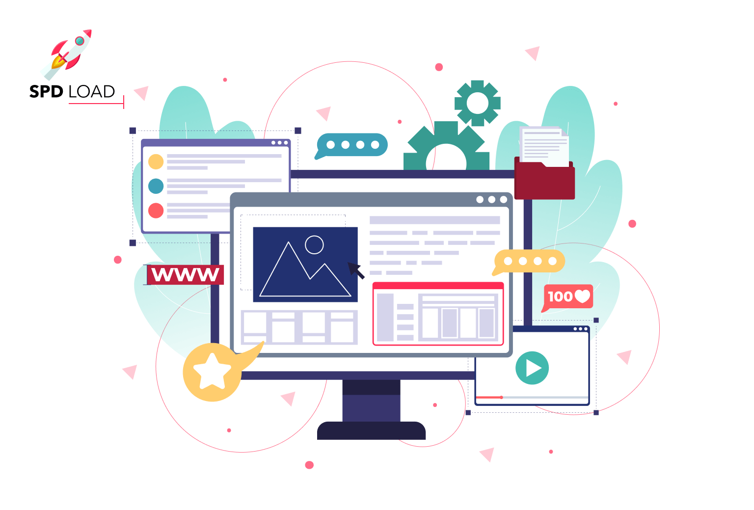 SpdLoad team prepared an in-depth article about the factors, that influence an average price for website design