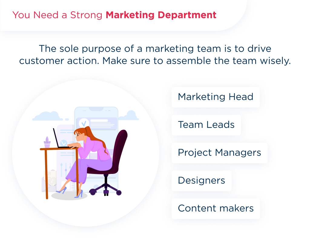 To find out how to choose a web design agency pay attention to marketing capabilities.